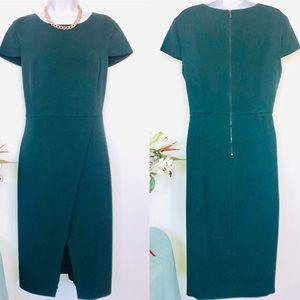 Beautiful! Vince Camino Hunter Green Dress